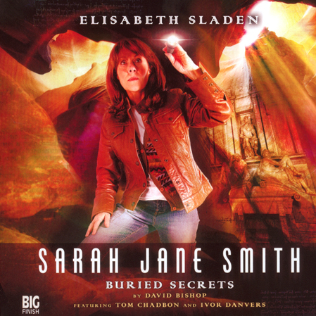 Buried Secrets Cover Art
