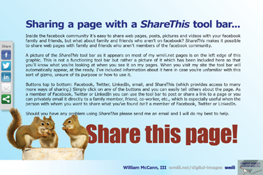 Share this page!